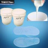 Caoutchouc de silicone pour chaussures Sole Fabrication de moules