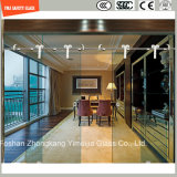 Регулируемое стекло рамки 6-12 нержавеющей стали & алюминия Tempered сползая просто комнату ливня, кабина ливня, ванная комната, экран ливня, дверь ливня