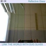 Vidro reflexivo/vidro matizado 4mm/5mm/6mm para o indicador