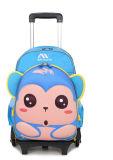 Sac d'école de bagage pour des enfants avec le modèle animal