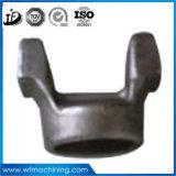 A forja do OEM forjou a muleta de aço da válvula do queimador do forjamento com carcaça de bronze