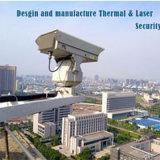 Visão nocturna de 1km IP Câmara PTZ laser infravermelho