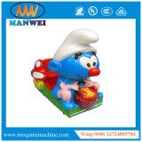 Lo Smurfs la maggior parte di nuovo giro del Kiddie di alta qualità da vendere la macchina a gettoni di intrattenimento dei capretti