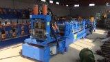 Rullo registrabile della lamiera di acciaio del Purlin di alta velocità C che forma macchina