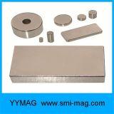N52 de Super Sterke Magneet van uitstekende kwaliteit van het Neodymium van de Zeldzame aarde Permanente