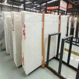 Compratori di pietra di marmo Polished bianchi di vendita calda per il controsoffitto