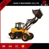 Tierra máquina en movimiento 3ton tractor pequeño cargador cargador frontal