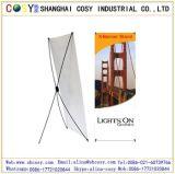 Lightweight X Banner Stand avec style de mode pour l'affichage