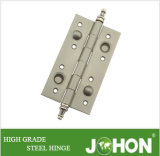 Charnière métallique de porte de sécurité en acier ou en fer (accessoires de porte 150X82mm)