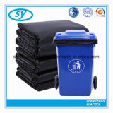 Sacs d'ordures moyens de polyéthylène haute densité