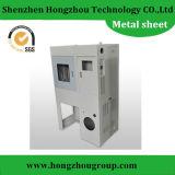 Hoja de metal de aluminio Piezas de casco para Informática Industrial