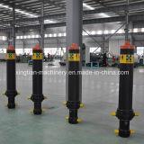 Cilindro hidráulico de vários estágios resistente