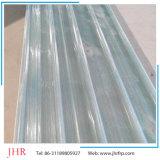 El precio bajo de fibra de vidrio de fibra de vidrio ondulado de GRP FRP Hoja tragaluz