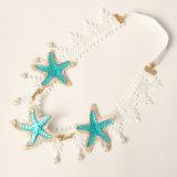 Blue Star et Pearl Lace Headbands Accessoires pour cheveux