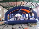 Piscina inflable del agua para el parque de atracciones