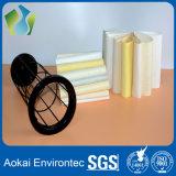 Gabbia del sacchetto filtro della polvere Venturi dell'acciaio inossidabile