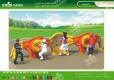 Generi differenti di Kaiqi di giocattoli di plastica per l'asilo, il banco ed il parco di divertimenti