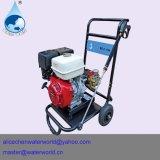 Dieselmotor, der mobiles Auto-Wäsche-Gerät wäscht