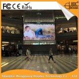 Video schermo di visualizzazione del LED della fase locativa P3.91 per la pubblicità dell'interno