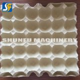 Maquinaria de pequeñas máquinas de la formación de hacer pasta de papel bandeja de huevos
