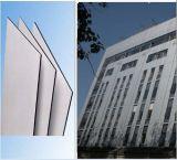 Gebäude Material-Polyester Beschichtung-Wand-Dekoration-Umhüllung-zusammengesetztes Aluminiumpanel