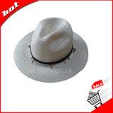 A Sun Mulher chapéu Panamá