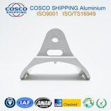 As peças de maquinaria de alumínio da precisão do OEM com CNC fizeram à máquina