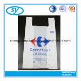 인쇄된 HDPE 플라스틱 운반대 쇼핑 백