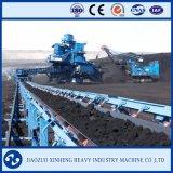 Transporte de correia usado na energia eléctrica, mina, campos portuários