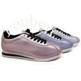 Zapatos ocasionales del cemento de las nuevas mujeres de llegada