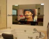 Differet Size 27/32/55/65 Inch Hair Design Function Waterproof Mirror TV dans le salon de coiffure