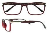 Het met de hand gemaakte Optische Frame van de Glazen van het Oog van de Acetaat Optische Frame Ontworpen