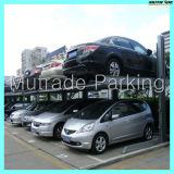 Стоянка автомобилей автомобиля Approved двойного пола Ce вертикальная