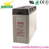 Larga vida 2V400AH de plomo ácido de ciclo profundo de la batería de Energía Solar