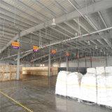El garage del almacén del marco de acero salva el almacén (ZY296)