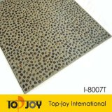 一義的なデザイン玉石のビニールの床
