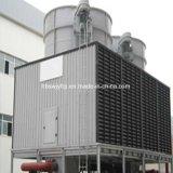 Energiesparender quadratischer Form-Querfluss-Wasserkühlung-Kontrollturm