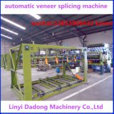 Máquina que empalma de la base de la chapa de la Sentir-Tarjeta de la máquina de la chapa automática de la madera contrachapada
