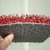 Tapete de PVC Coil com Spike & Nail Backing