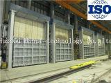 Fornace a forma di scatola personalizzata di trattamento termico del gas