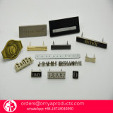 Kundenspezifisches Metallfirmenzeichen für Beutel