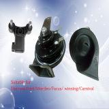 FK-K80A Shell van de Delen van de Spreker van de Auto van de Stem waterdichte gelijkstroom van het Pak van het alarm Gloednieuwe Tweeling Krachtige Magische 12V AutoHoornen