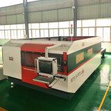 CNCのファイバーレーザーの金属の打抜き機Flx3015-3000W