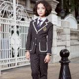 Giacca sportiva su ordinazione dell'uniforme scolastico di stile cinese