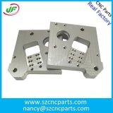 OEM ISO9001 eloxiertes Aluminium Cube Bearbeitete CNC-Teile