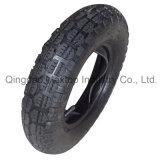 공기 범위 PAHs 증명서를 가진 고무 바퀴 타이어 외바퀴 손수레 타이어