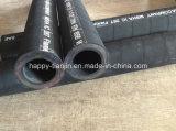 Fil d'acier à quatre plis DIN EN 856 4sp flexible en caoutchouc hydraulique