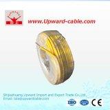 銅のコンダクターPVCによって絶縁される450/750Vの電気か電線