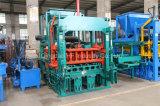Bloque hueco concreto de la pavimentadora Qt4-20 que hace la máquina de fabricación de ladrillo de la máquina