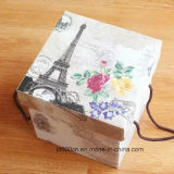 Nuevo Design Custom Paper Printing Gift Packaging Box para Storage